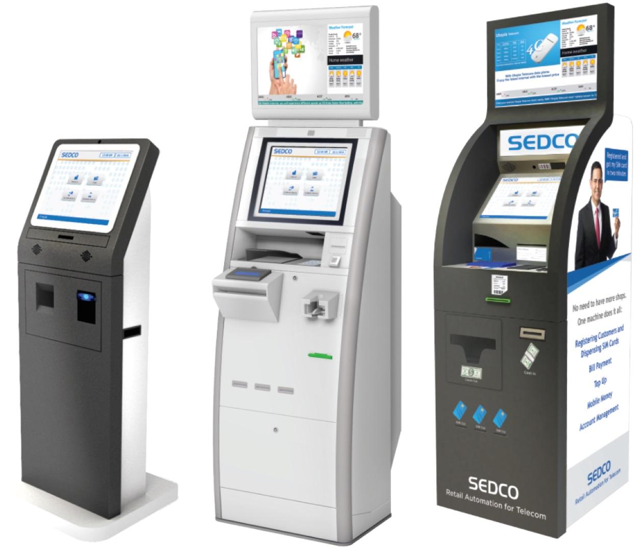 Self Service Kiosks - SEDCO